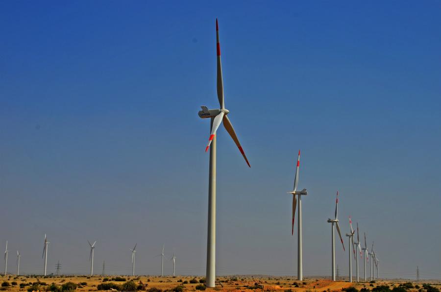 HVDCA Grid wind