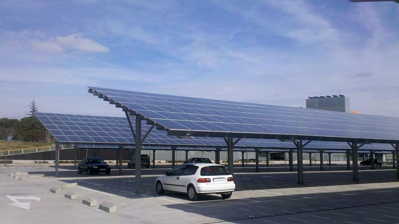 Parking Lots Get Solar Canopy Makeover - Understand Solar
