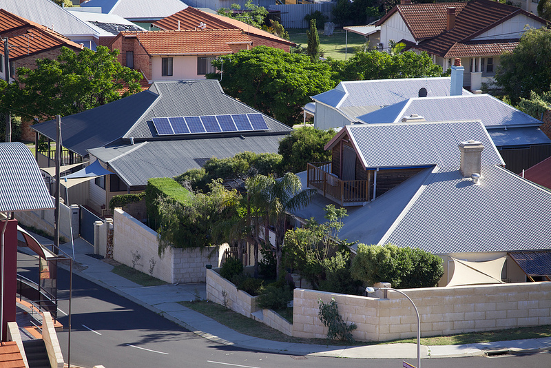 Solar in Australia