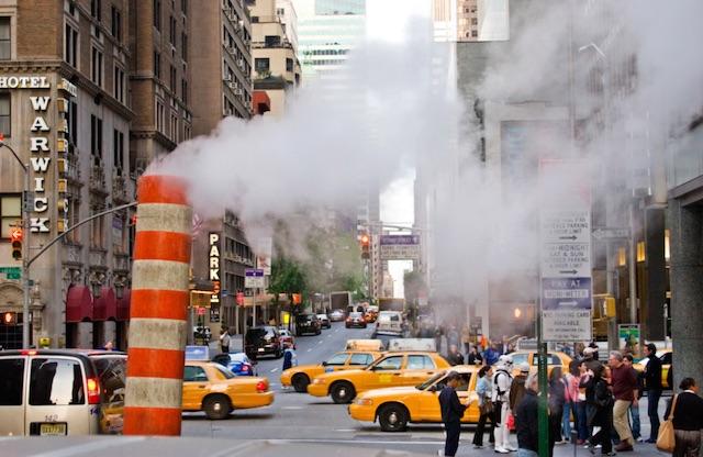 District heating in Manhattan
