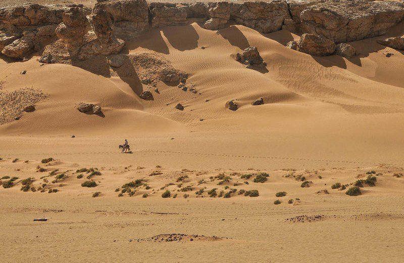 morocco desert solar