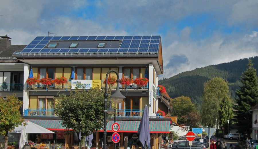 solar small business