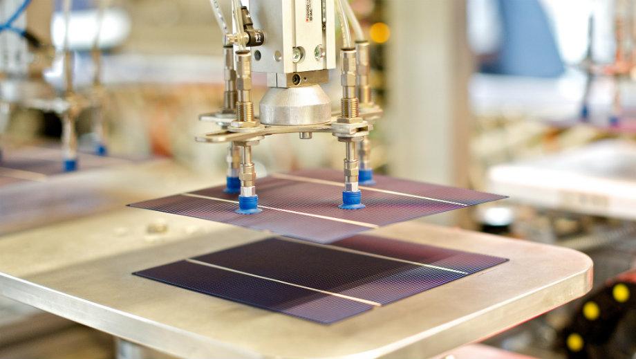 solar manufacture