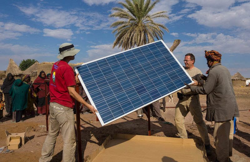 Solar Surges In Africa Thanks To New Investment
