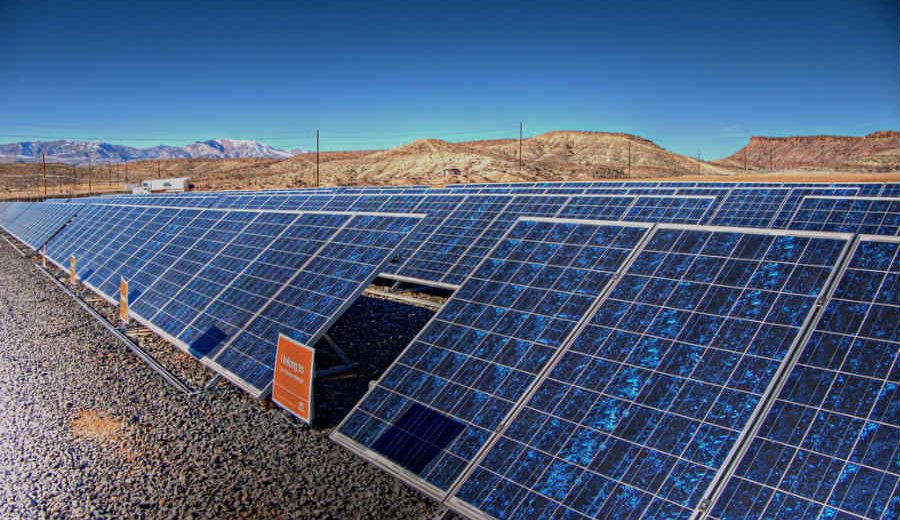 Saint George Solar Farm