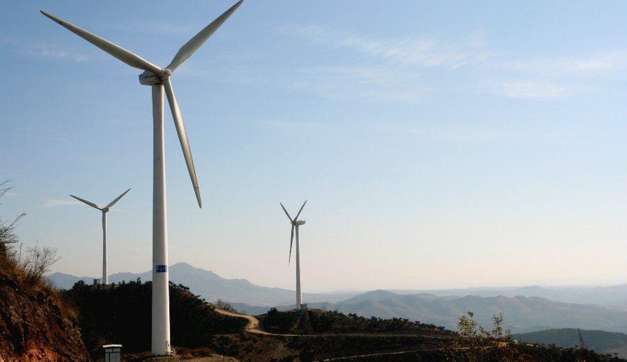 Tangshanpeng Wind Farm