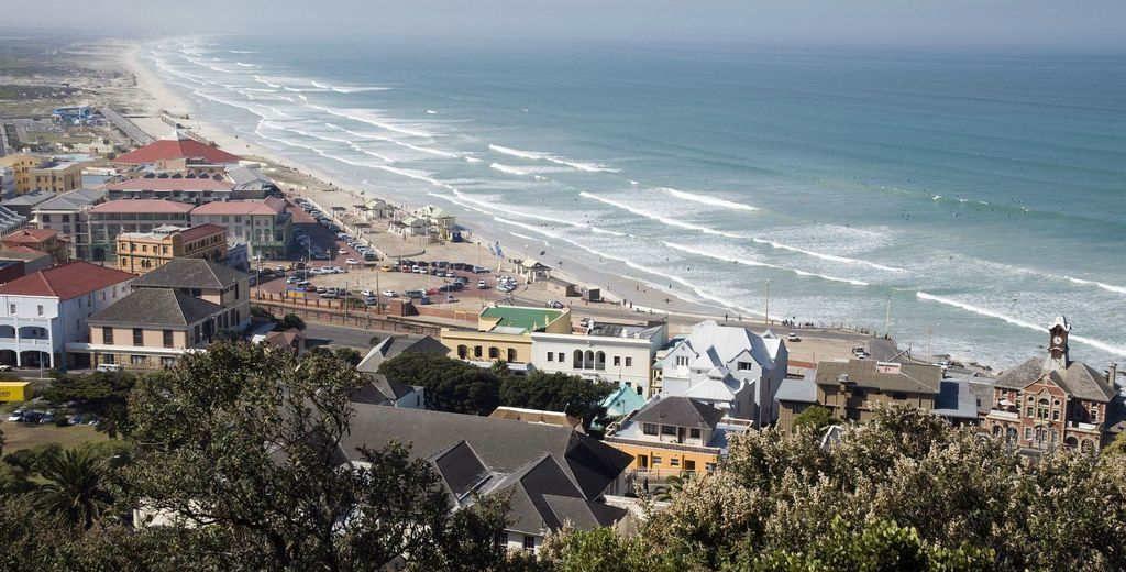 south africa seashore