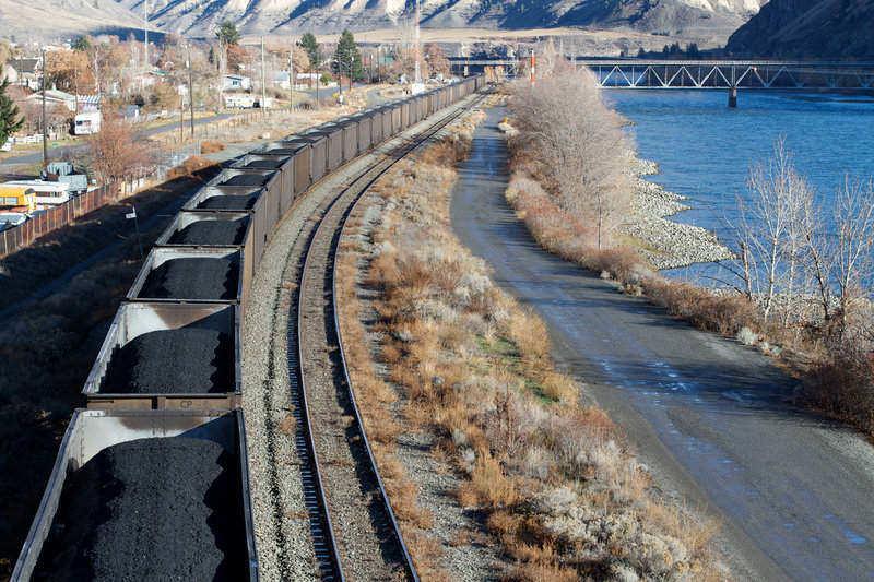 Coal Train Australia