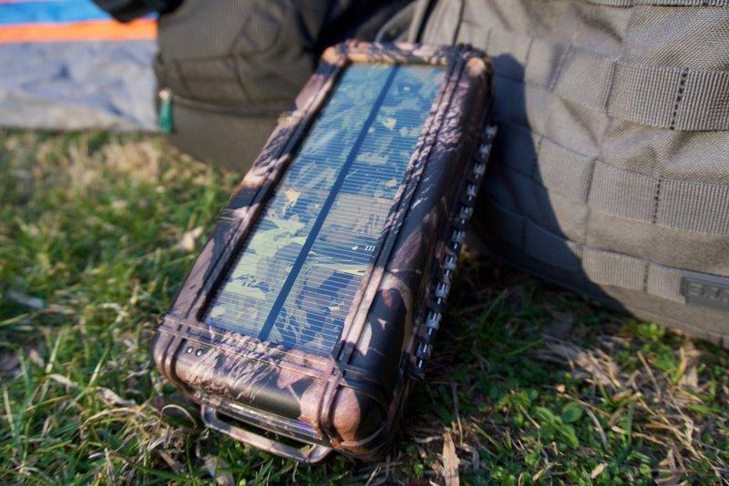 RokPak solar drybox
