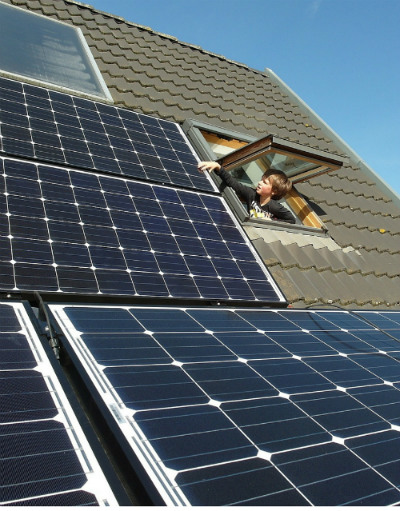 Calculating The Kilowatt Hours Your Solar Panels Produce