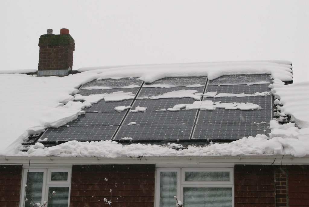 How Does Extreme Weather Affect Solar Panels Understand