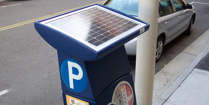 solar-powered-parking-station