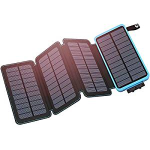 Best Solar Powered Phone Charger For 2018 Understand Solar