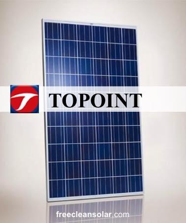 Topoint Solar panel