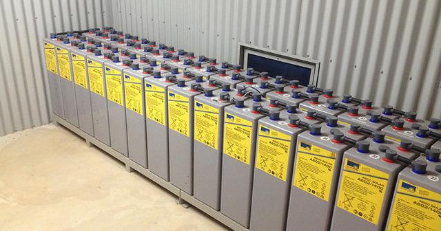 solar-battery-bank