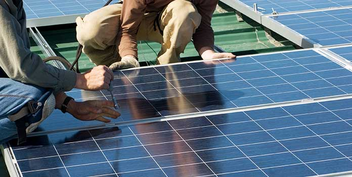 best solar companies in california