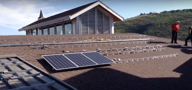 How To Install Solar Panels On A Rooftop