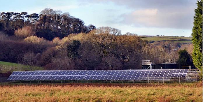 small-solar-farm