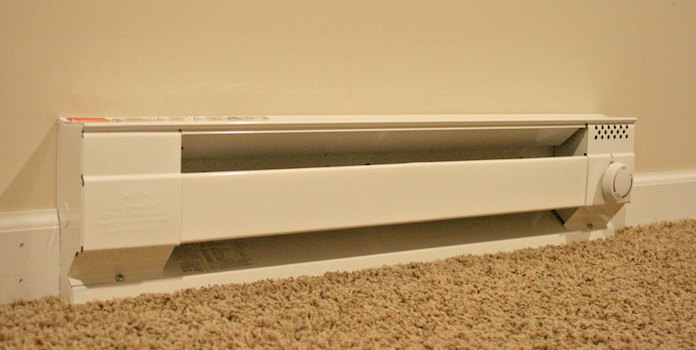 Electric Baseboard Heater Efficiency