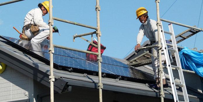 photovoltaic-installation