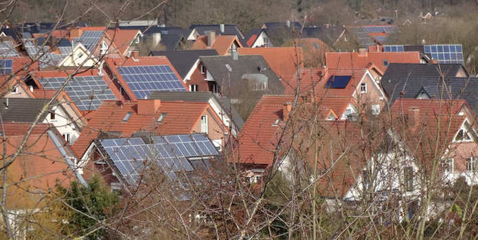 town-solar-systems