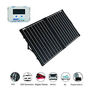 ACOPOWER Solar Suitcase Kit