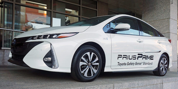 Prius Solar Roof >> Why You Won T See The New Prius Solar Roof In The Us