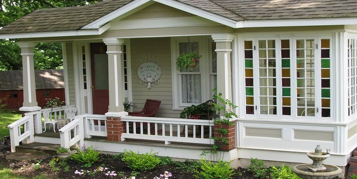 tiny home plans cottage