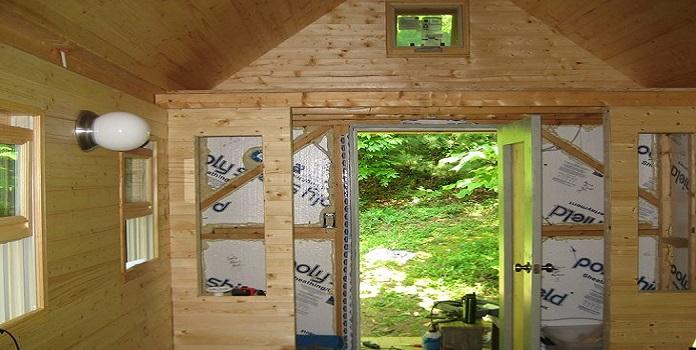 tiny home plans interior
