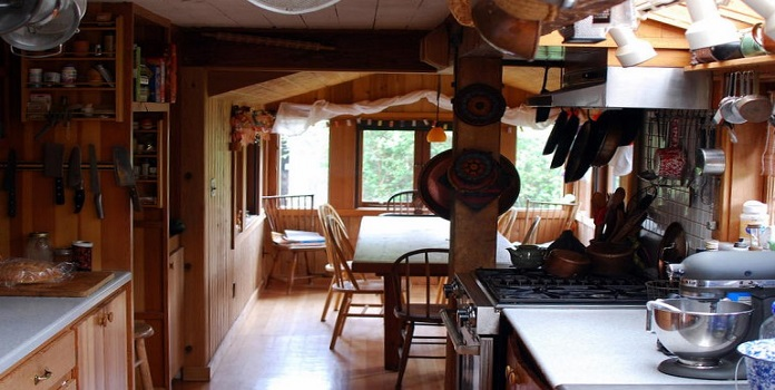tiny home plans kitchen