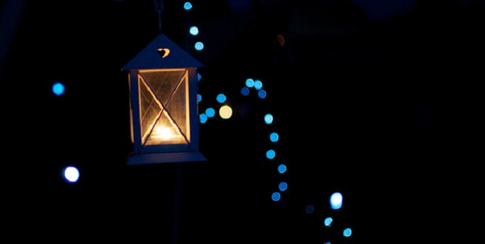 solar lanterns outdoor