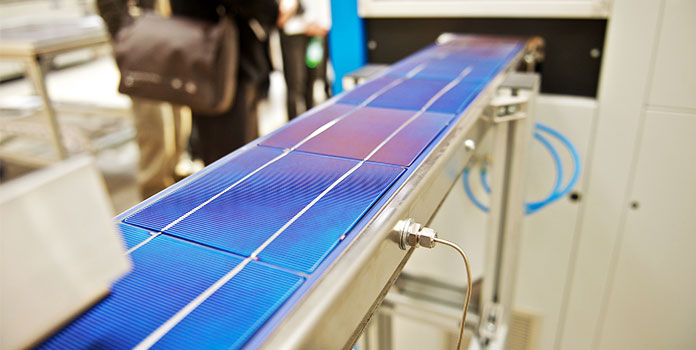The World's Biggest Solar Panel Manufacturers of 2017