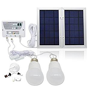 HKYH Solar Mobile Light System