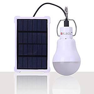 KK BOLL Solar Lamp