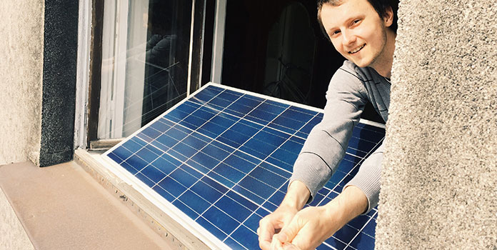portable solar panels for apartments