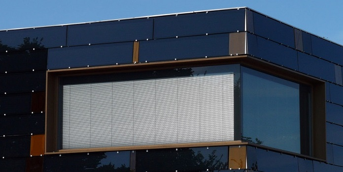 vertical solar panels Alaska