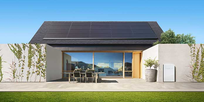 solar panels with battery backup