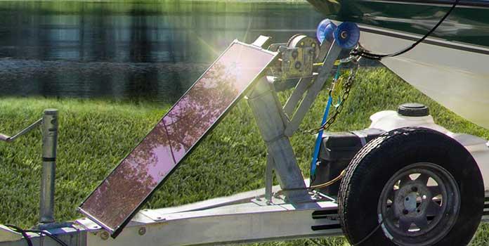 solar battery tender