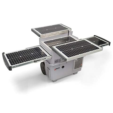 Wagon ePower Cube 1500-Plus Solar Generator